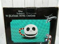 Nightmare Before Christmas Jack Skellington Sculpted Ceramic 20 oz Mug NEW