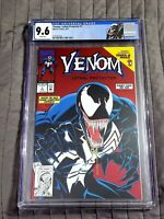 Venom Lethal Protector #1 CGC 9.6 Red Holo-Grafx Cover / Venom Label