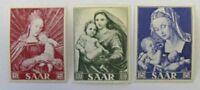 Briefmarken Satz Saarland Marianisches Jahr