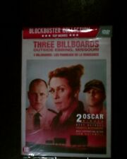 """DVD  Film """" Three billboards """" Les panneaux de la vengeance.Neuf sous cellophane"""