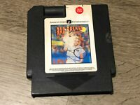 Rad Racket Deluxe Tennis Nintendo Nes Cleaned & Tested Authentic
