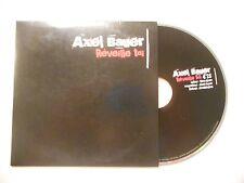 AXEL BAUER : REVEILLE TOI [ CD SINGLE ]