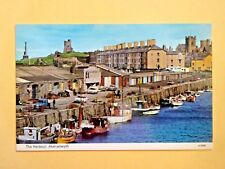 Aberystwyth - The  Harbour - 1960s - unposted