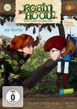 ROBIN HOOD-SCHLITZOHR VON SHERWOOD DVD Z.TV-SERIE-DER TROTTEL - (10)    DVD NEU