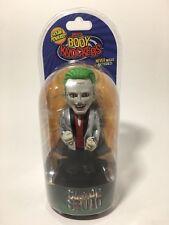 Suicide Squad Body Knockers The Joker Solar Powered Bobble Head Figure NEW!