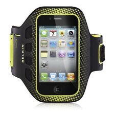 Belkin EaseFit Bracelet Sport pour iPhone 4 / 4s Noir/jaune