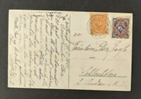 1923 Staffelsee Germany Picture Postcard Cover