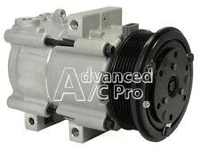 New AC A/C Compressor, Fits: 1992 - 1993 Ford Crown Victoria V8 4.6L