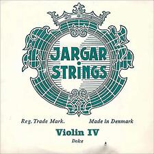 Jargar 4/4 Violin G String: Thin/Dolce Gauge - AUTHORIZED DEALER