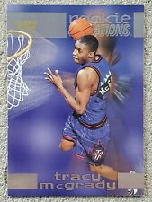 New listing TRACY McGRADY 1997-98 Fleer ROOKIE SENSATIONS RC INSERT Basketball Card #7 HOF