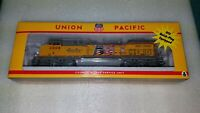 HO scale athearn union pacific locomotives safety award