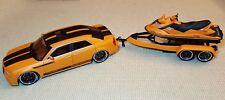 Norev Chrysler 300c remorque Jet Ski  Sea Doo Parotech
