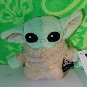 "Star Wars The Mandalorian (THE CHILD) 4"" Plush Stuffed Animal NWT 3+"