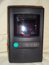 CITIZEN LCD-TV P422-1I televisore portatile con batterie tascabile mini viaggio