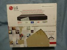 LG BP350 Blu-ray Player with Streaming Services and Built-in Wi-Fi - Black