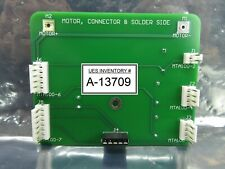 Rudolph Technologies 200758 Rotate Arm A Axis Motor Board PCB Rev. C Used