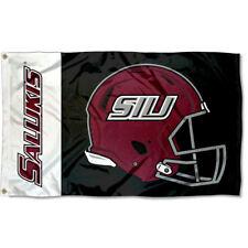 Southern Illinois Salukies Football Helmet Flag Large 3x5