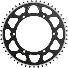 APICO REAR SPROCKET EVOLITE HONDA CR125 87-07 CR250 90-07 CR500 84-01 50T BLACK