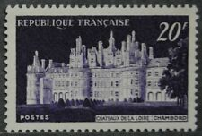 1952 FRANCE TIMBRE Y & T N° 924 Neuf * * SANS CHARNIERE