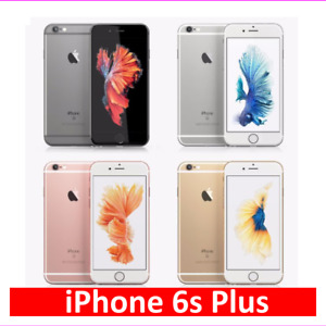 Apple iPhone 6s Plus 64GB GSM Unlocked AT&T T-Mobile Very Good Condition