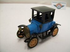 """Opel """"Stadt Coupe"""" 1908, blue/black,  Ziss (Western Germany) 1:43"""