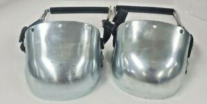 GRAINGER Toe Guard, Unisex, Universal Size, Steel, 1 PR