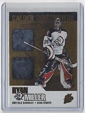 2002-03 RYAN MILLER PACIFIC QUEST FOR THE CUP CALDER CONTENDERS #3