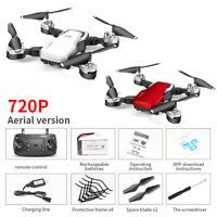 RC Drone 1080P Camera FPV WIFI Foldable Dual HD Camera RC Quadcopter Toy