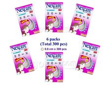 3M Nexcare ACNE CARE Patches / Stickers 6 packs - 300 pcs (0.8cm)