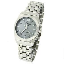 watch locman STEALTH 020400AGFNK0BR0 lady woman titanium silver warranty