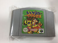 Banjo Tooie EUR PAL Version Deutsche Sprachausgabe für Nintendo N64