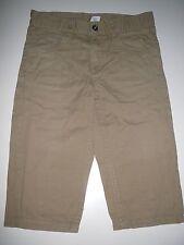 C & A tolle Bermuda Jeans Hose Gr. 152 beige !!
