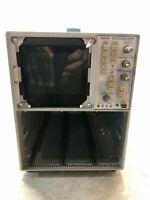 ``Vintage Tektronix 7623A Oscilloscope Mainframe COOL OLD DECOR HAM RADIO PROP
