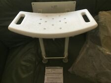 Coopers Wall Mounted Shower Seat with Legs 10243C