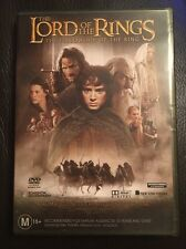 THE LORD OF THE RINGS -The Followship Of The Ring - (2 DISC SET)  DVD - Region 4