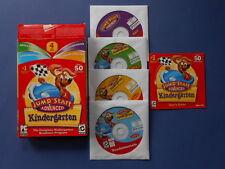 ## JUMP START ADVANCED - KINDERGARTEN - 4 CD SET - PC CD-ROM