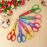 Photo Album Creative DIY Stainless Steel Craft Scissors Kid Wavy Pinking Shears