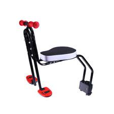 Neu Kinderfahrradsitz Fahrrad Kindersitz Fahrradsitz Vorne Halterung 2-7 Jahre