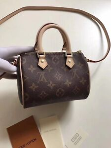 Secondhand Women LOUIS VUITTON Bag LV Mini Handbag 16*13*9 cm