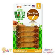 Nylabone Healthy Edibles Natural Long Lasting Dog Chew Treats Chicken Petite 8