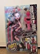 Monster High Girls Party Hair Draculaura Doll  Holidays Sale