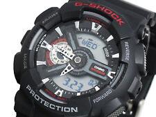 2012 CASIO G-SHOCK TOUGH BODY GA110-1A GA-110-1ADR BLACK LARGE CASE AUTHENTIC NW