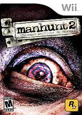 Manhunt 2 (Nintendo Wii, 2007) Complete