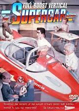 Supercar Documentary DVD Full Boost Vertical ! / Gerry Anderson XL5 Thunderbirds