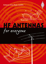 HF Antennas for Everyone - Amateur / Ham radio Aerials Book - FREE UK P&P