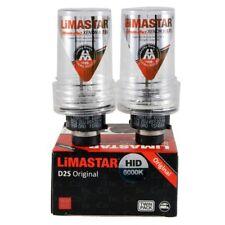 ORIGINAL LIMASTAR 2x D2S XENON BRENNER 6000K LAMPEN +50% LICHT MERCEDES E W211