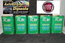 5 LITRI OLIO MOTORE SELENIA WR PURE ENERGY 5W30 ORIGINALE FIAT ALFA ROMEO LANCIA