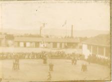 France, Vosges, Bussang, Démonstration des exercices militaires, Sidi-Brahim 189