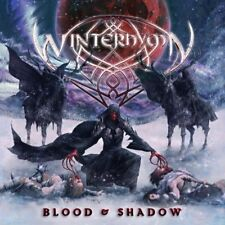 WINTERHYMN - Blood & Shadow / New CD 2016 / Pagan Folk Metal / U.S. / Arkona