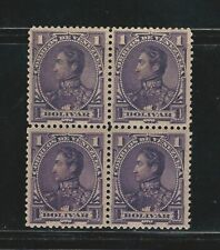 Venezuela: Scott 112 in block of 4 mint nh. VE2606